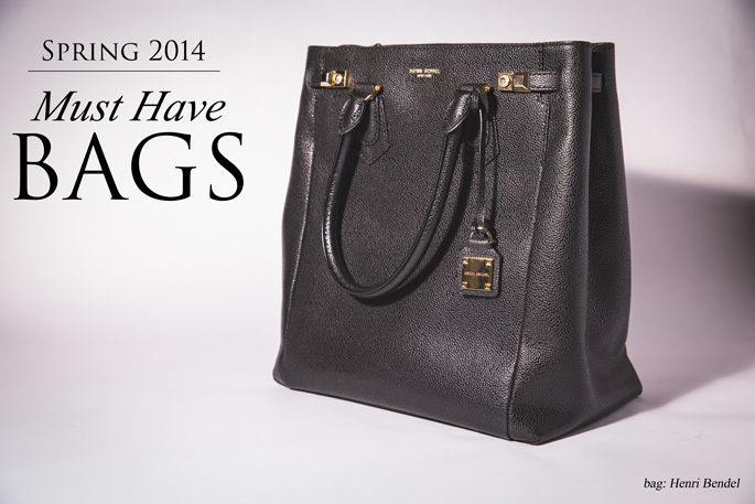 Five Must Have Bags for Spring